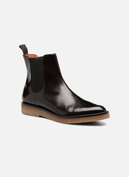 Bottines et boots Elizabeth Stuart Volis 308 Marron vue détail/paire