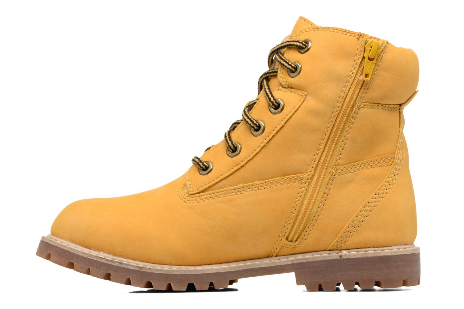 Ankle boots Esprit Landy LU Bootie Yellow front view