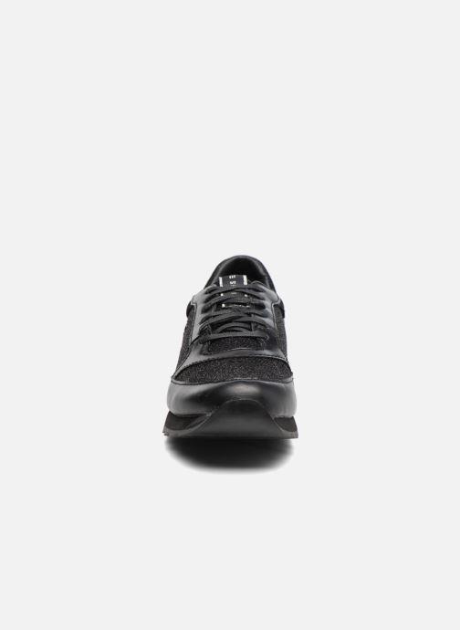 Baskets Esprit Astro glitter Noir vue portées chaussures