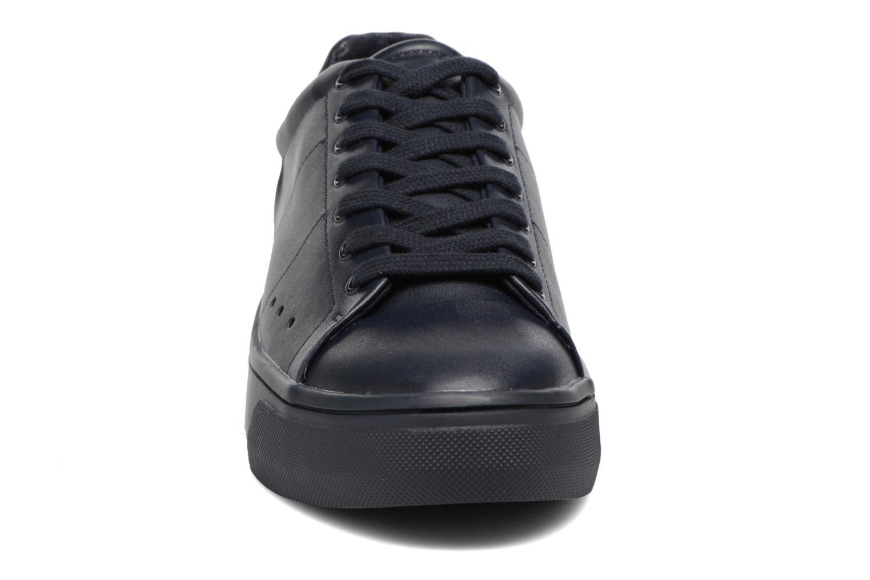 Baskets Esprit Gena Lu Bleu vue portées chaussures