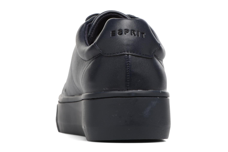 Baskets Esprit Gena Lu Bleu vue droite