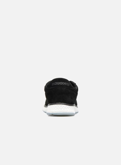Sneakers Saucony Freedom Runner Zwart rechts