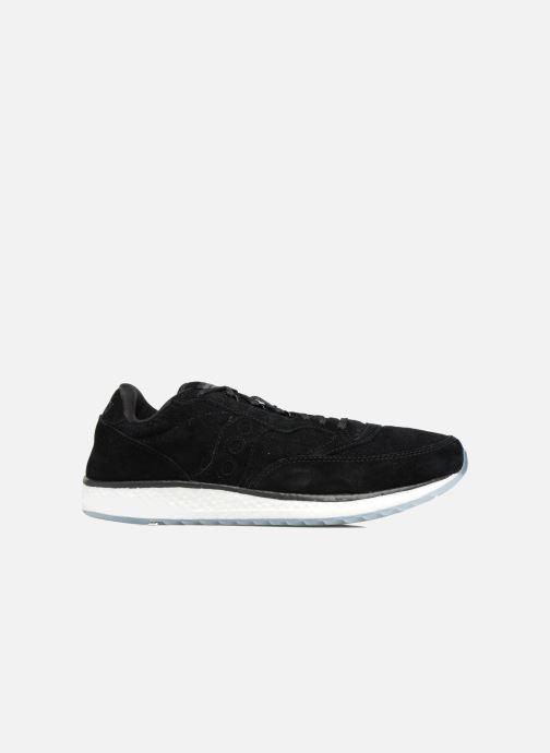 Sneakers Saucony Freedom Runner Zwart achterkant