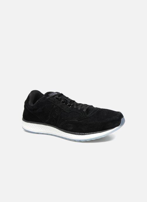 Sneakers Saucony Freedom Runner Zwart detail