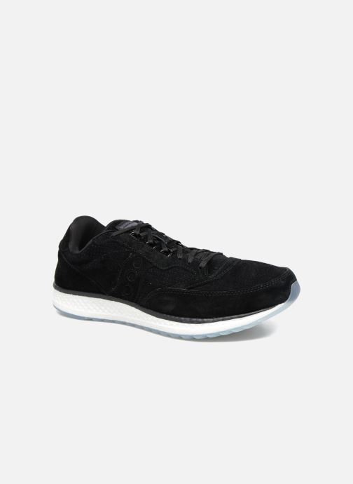 Sneaker Saucony Freedom Runner schwarz detaillierte ansicht/modell