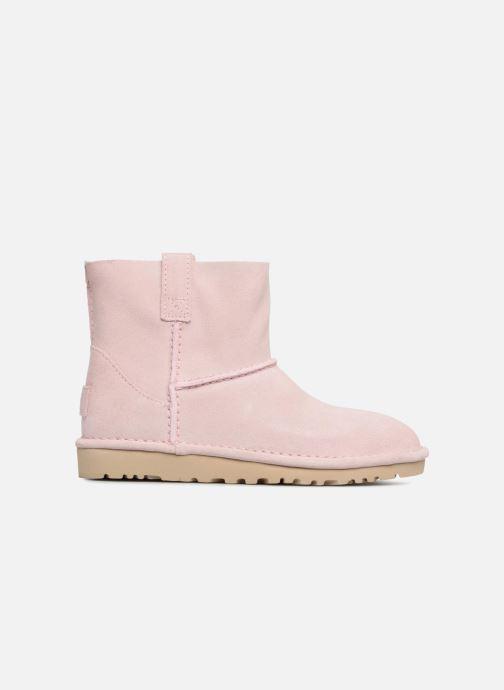 Seashell Ugg Bottines Pink Unlined Classic Et Mini Boots PiXkOuZT