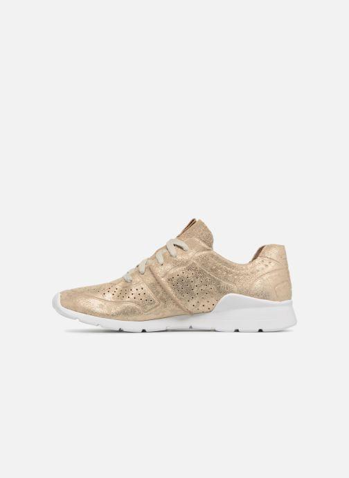Sneaker UGG Tye Stardust gold/bronze ansicht von vorne