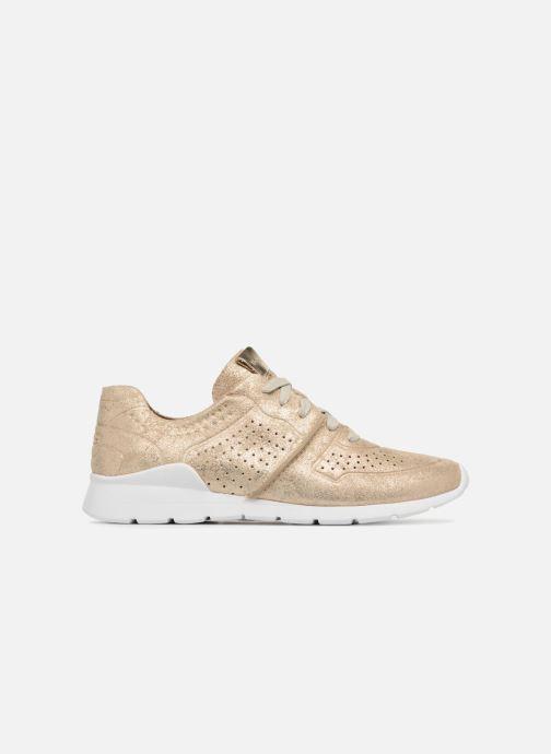 Sneaker UGG Tye Stardust gold/bronze ansicht von hinten