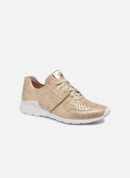 Sneaker UGG Tye Stardust gold/bronze detaillierte ansicht/modell