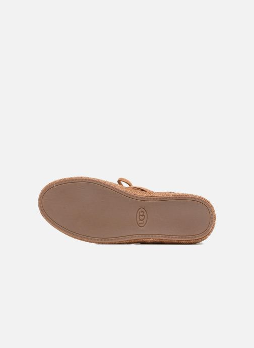 Bottines et boots UGG Reid Marron vue haut