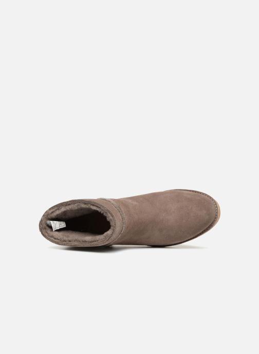 Bottines et boots UGG W Kasen Gris vue gauche