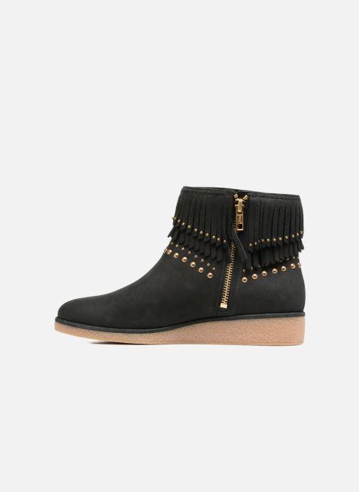 Bottines et boots UGG W Ariane Noir vue face