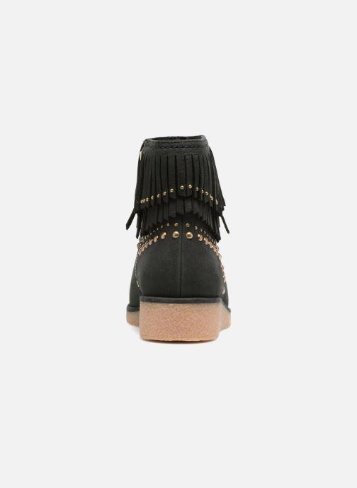 Bottines et boots UGG W Ariane Noir vue droite