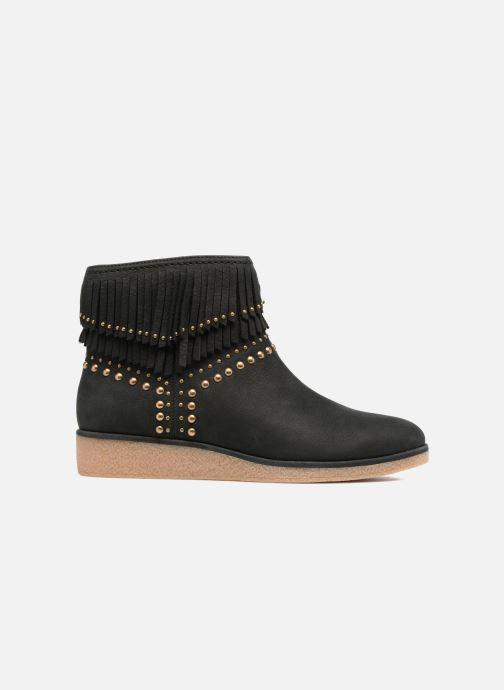 Bottines et boots UGG W Ariane Noir vue derrière