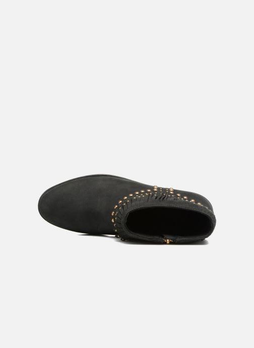 Bottines et boots UGG W Ariane Noir vue gauche