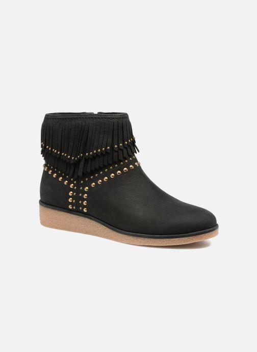 Bottines et boots UGG W Ariane Noir vue détail/paire