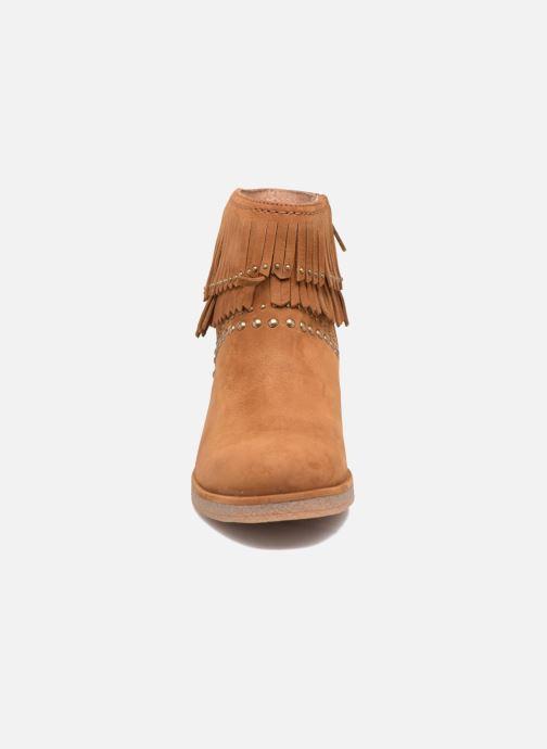 Bottines et boots UGG W Ariane Marron vue portées chaussures