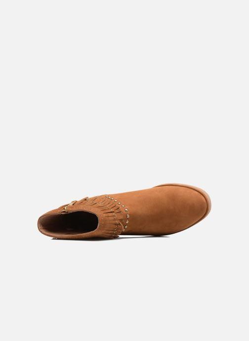 Bottines et boots UGG W Ariane Marron vue gauche