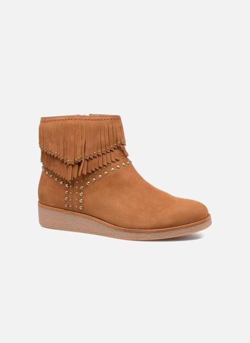 Bottines et boots UGG W Ariane Marron vue détail/paire
