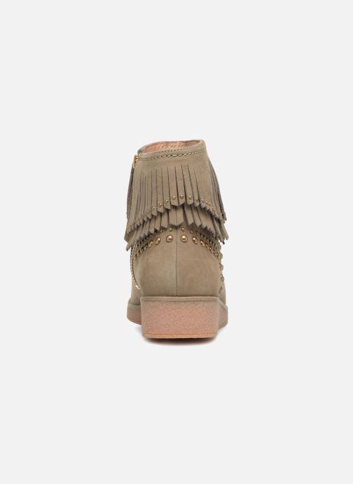 Bottines et boots UGG W Ariane Vert vue droite