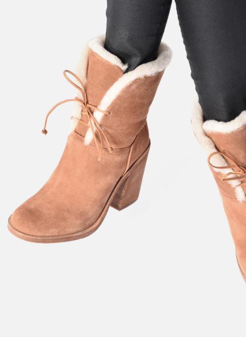 Boots en enkellaarsjes UGG W Jerene Bruin onder