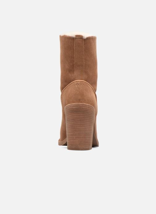 Boots en enkellaarsjes UGG W Jerene Bruin rechts