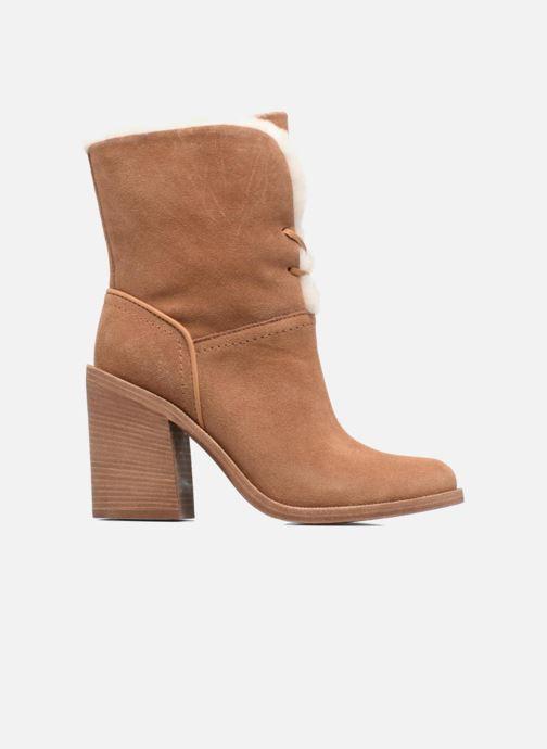 Boots en enkellaarsjes UGG W Jerene Bruin achterkant