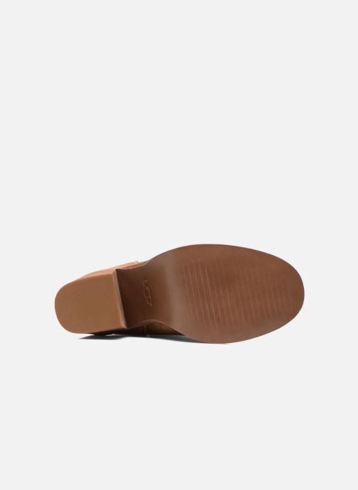 Boots en enkellaarsjes UGG W Jerene Bruin boven