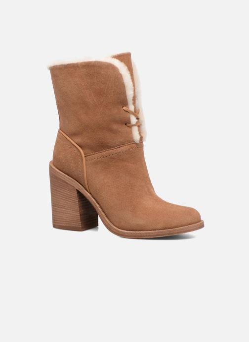 Boots en enkellaarsjes UGG W Jerene Bruin detail