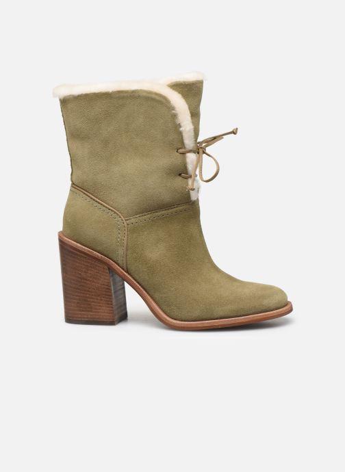 Bottines et boots UGG W Jerene Vert vue derrière