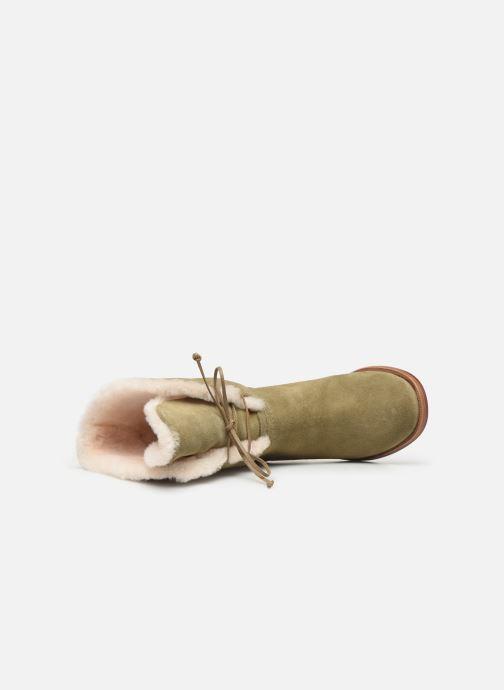 Bottines et boots UGG W Jerene Vert vue gauche