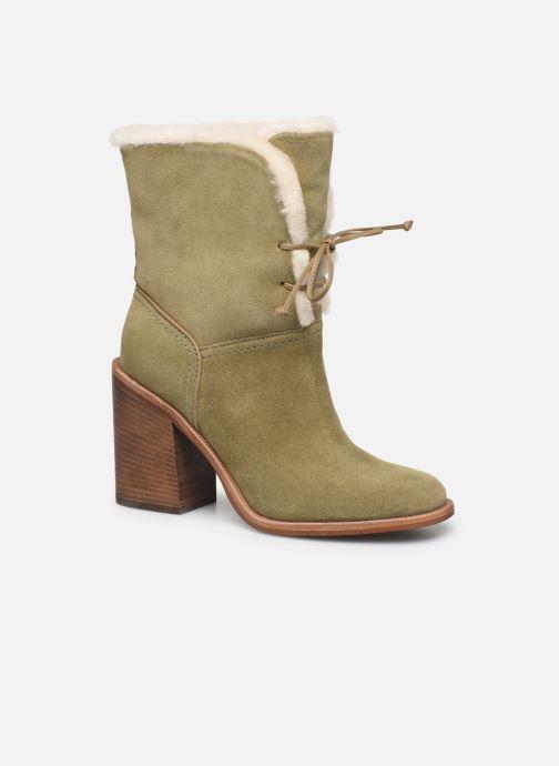 Bottines et boots UGG W Jerene Vert vue détail/paire