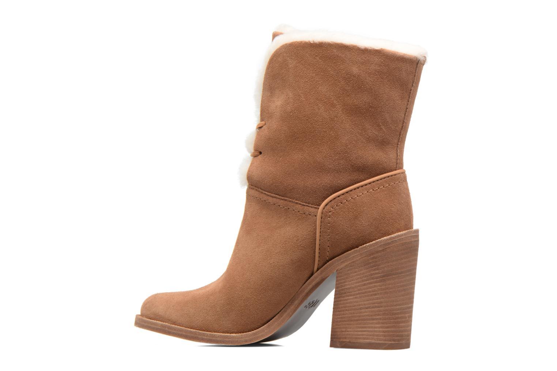 Bottines et boots UGG W Jerene Marron vue face