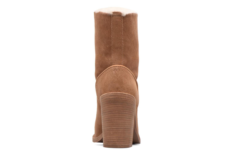 Bottines et boots UGG W Jerene Marron vue droite