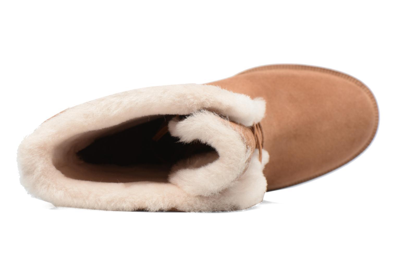Bottines et boots UGG W Jerene Marron vue gauche