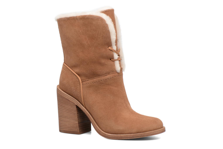 Bottines et boots UGG W Jerene Marron vue détail/paire