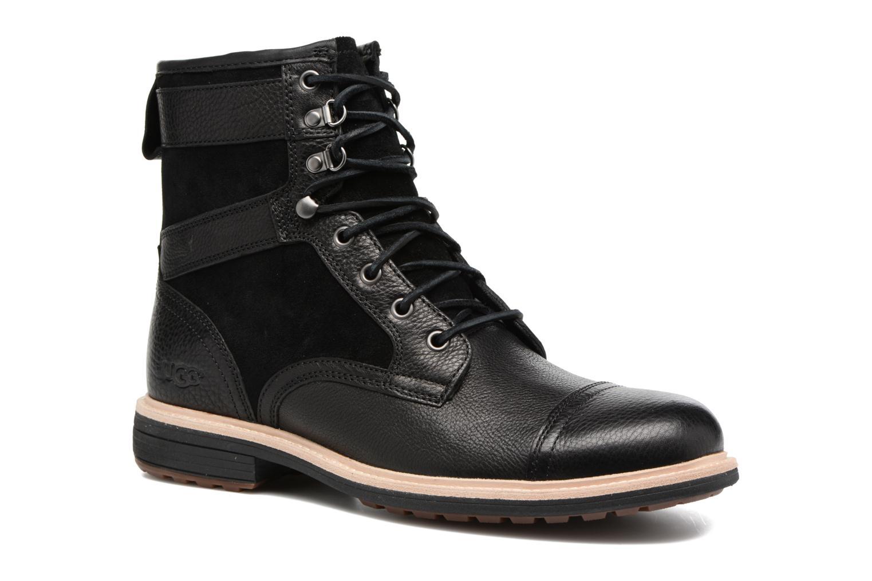 Bottines et boots UGG Magnusson Noir vue détail/paire