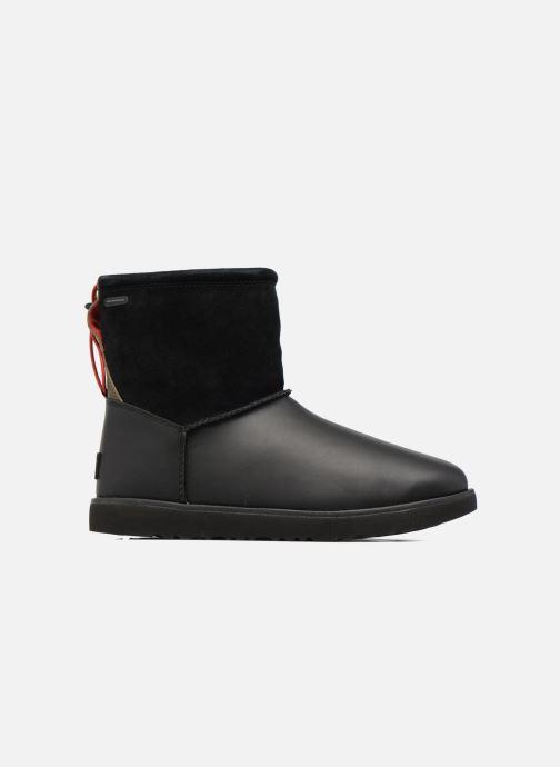 Laarzen UGG Classic Toggle Waterproof Zwart achterkant