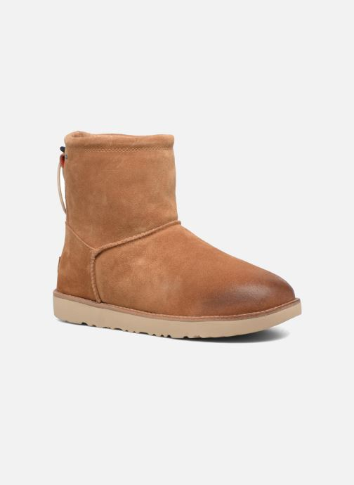 Bottines et boots UGG Classic Toggle Waterproof 2 Marron vue détail/paire
