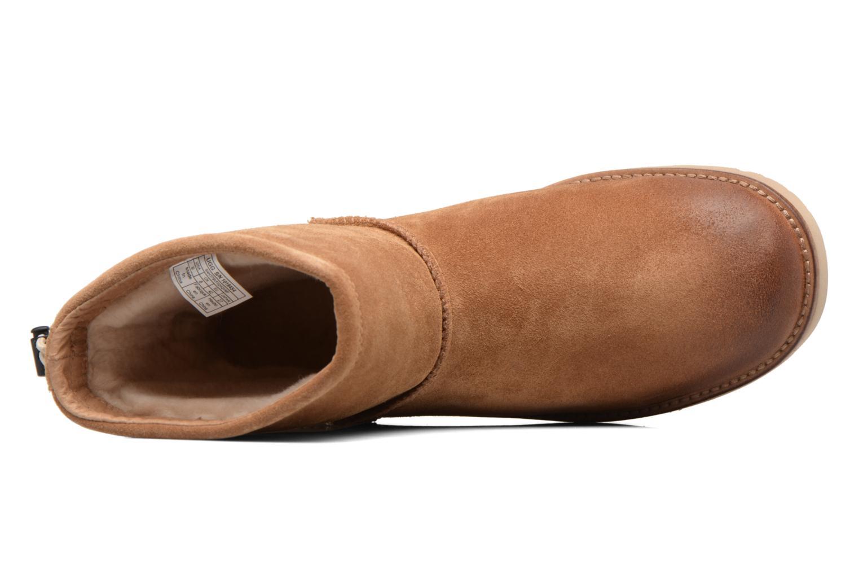 Bottines et boots UGG Classic Toggle Waterproof 2 Marron vue gauche