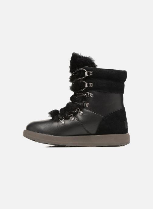 Bottines et boots UGG Viki Waterproof Noir vue face