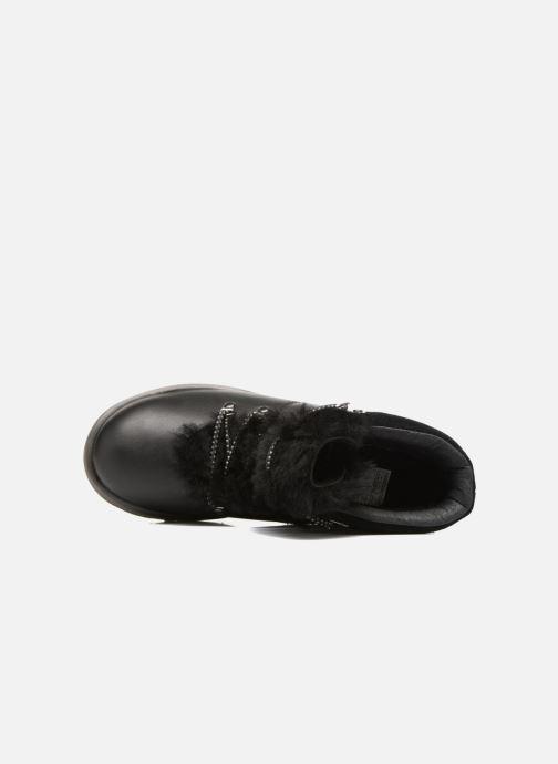 Bottines et boots UGG Viki Waterproof Noir vue gauche