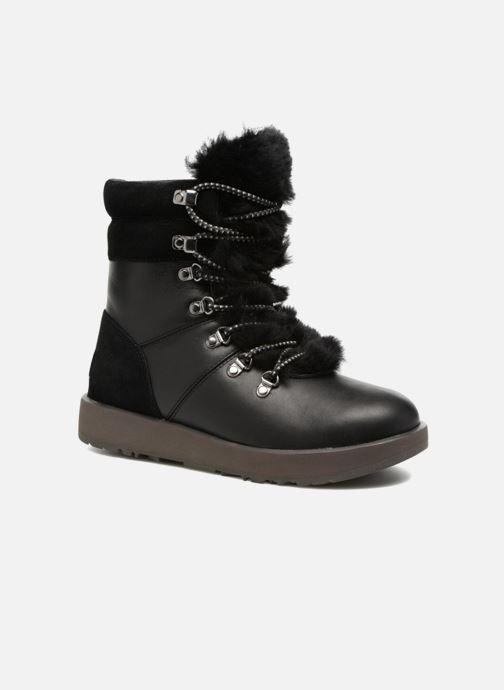 Bottines et boots UGG Viki Waterproof Noir vue détail/paire