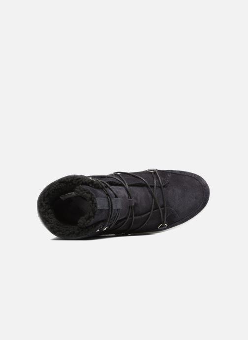 Chaussures de sport Moon Boot Mercury high paris Bleu vue gauche