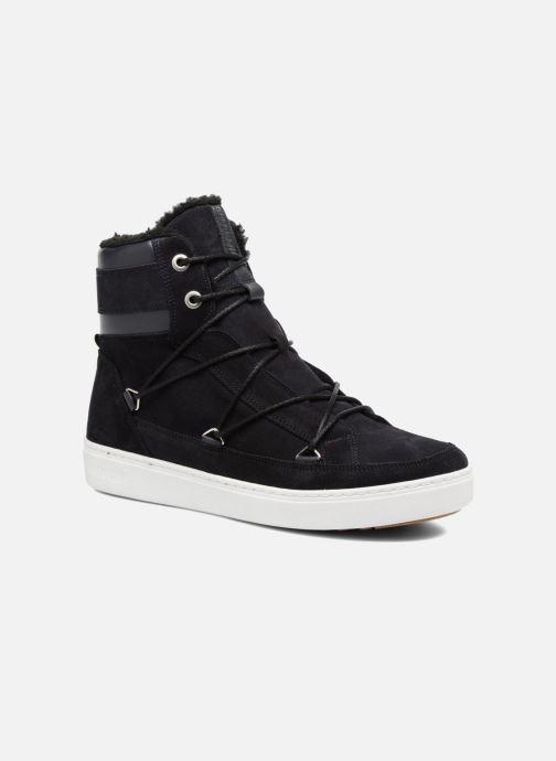 Chaussures de sport Moon Boot Mercury high paris Bleu vue détail/paire