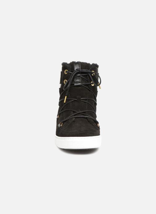 Chaussures de sport Moon Boot Mercury high paris Noir vue portées chaussures