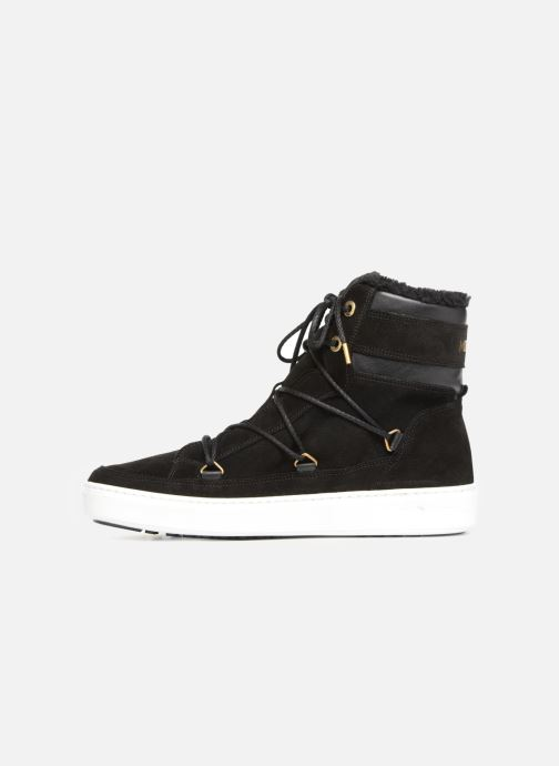 Chaussures de sport Moon Boot Mercury high paris Noir vue face