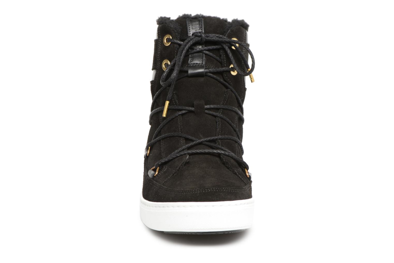 Sportschuhe Moon Boot Mercury high paris schwarz schuhe getragen