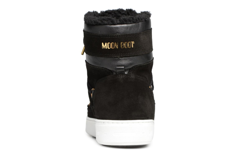 Sportschuhe Moon Boot Mercury high paris schwarz ansicht von rechts