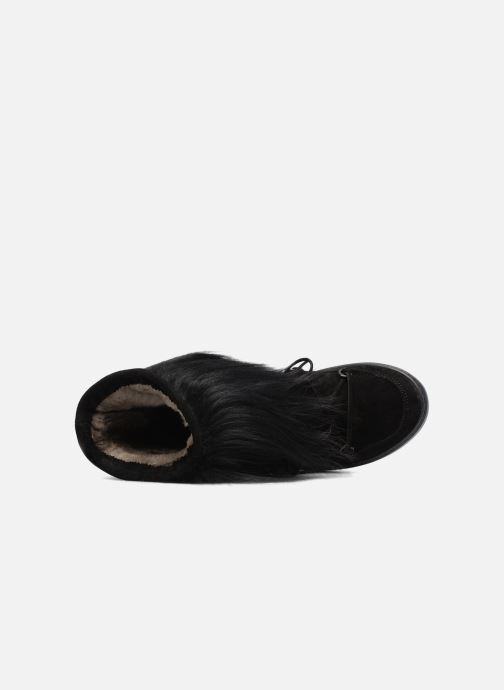 Zapatillas de deporte Moon Boot Pulse chalet Negro vista lateral izquierda